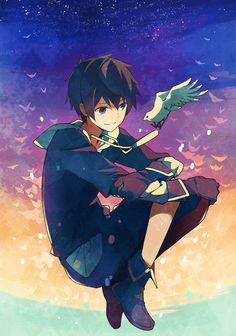 Hot anime boy!