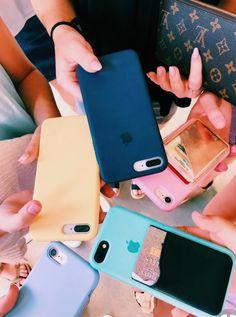 Cute cases, cute phone cases, iphone cases, capa iphone diy phone ca Cute Cases, Cute Phone Cases, Iphone Phone Cases, Phone Covers, Iphone Logo, Iphone Pics, Iphone 7 Plus Tumblr, Best Iphone, Apple Iphone