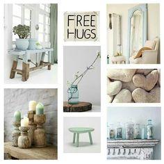 Free hugs. #Moodboard #Mosaic #Collage