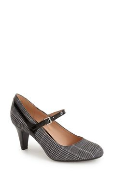 Naturalizer 'Orianne' Mary Jane Pump (Women) available at #Nordstrom