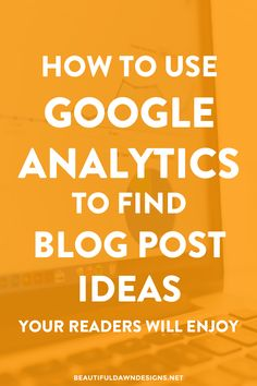 As a blogger, it can sometimes be a challenge to come up with blog post ideas. It can be even more difficult to create content that your readers will enjoy. In this post I'll share with you a blogging tip that I use to find blog post ideas.