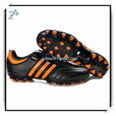 uk availability bf8f3 bbac3 Soccer Shoes Support AG Adidas Adipure 11Pro 2 TRX AG Leather Black  Infrared Soccer Boots,