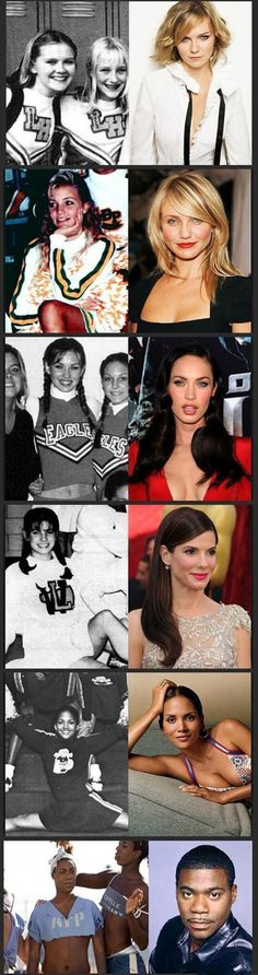 Famous people who were once cheerleaders // funny pictures - funny photos - funny images - funny pics - funny quotes - #lol #humor #funnypictures