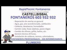 Fontaneros Castellbisbal 603 932 932
