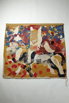 "Tapestry ""look"" by Sten Kauppi, Sweden. 1993."
