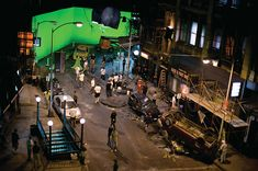 47 Behind The Scene Photos From Movie Sets Deathly Hallows Part 1, The Royal Tenenbaums, Movie Shots, Man Of War, The Sorcerer's Stone, Film Aesthetic, Film Studio, Nightmare On Elm Street, Scene Photo