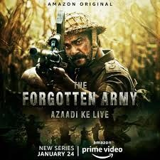 The Forgotten Army Azaadi Ke Liye Amazon Prime Season 01 Download