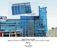Ogilvy & Mather New Delhi - Yahoo! Mail | campaign ambientmedia agency from Hamburg