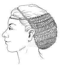 sprang hairnet - Google Search