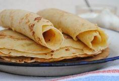 Káposztás palacsinta recept képpel. Hozzávalók és az elkészítés részletes leírása. A káposztás palacsinta elkészítési ideje: 90 perc Waffles, Pancakes, Naan, Biscuits, Brunch, Food And Drink, Favorite Recipes, Meals, Breakfast