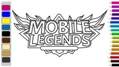 1010 Gambar Mobile Legend Untuk Mewarnai Terbaik