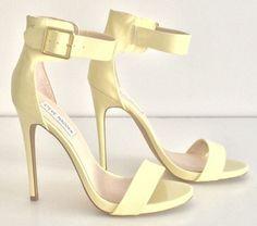 Available @ TrendTrunk.com Steve Madden Heels. By Steve Madden. Only $53.00!