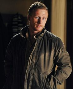 Dr Owen Hunt (Kevin McKidd), Grey's Anatomy. Hot Doctor.