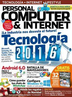 Personal Computer & Internet. ¡La industria nos desvela el futuro! #Tecnología 2016.