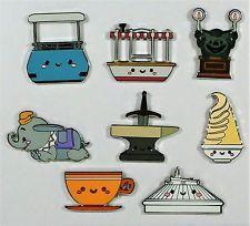 kingdom of cute mystery disney pins Disney Pin Trading, Old Disney, Cute Disney, Disney Stuff, Mystery Box, Disney World Trip, Disney Trips, Disney And Dreamworks, Disney Pixar