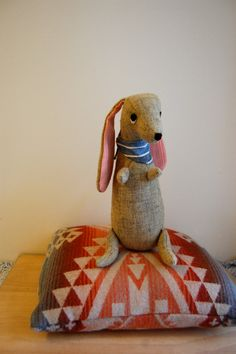PDF PatternStuffed Ollie Doll by sian on Etsy, $10.00