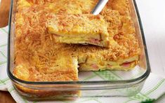 Very easy soufflé with toast bread Bread Recipes, Baking Recipes, School Snacks, Fun Cooking, Lasagna, Side Dishes, I Am Awesome, Food And Drink, Dinner