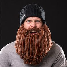 Tired of waiting years for a puberty that may never come? With the new kids size Beard beanie you can now have the benefits of a warm and comfortable beard! Imagine staying out in the snow for hours o