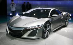 Acura NSX Headed for GT Racing in 2014. For more, click http://www.autoguide.com/auto-news/2012/09/acura-nsx-headed-for-gt-racing-in-2014.html