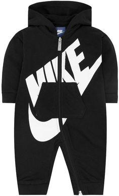 840fdf46958c Baby Boy Nike Futura Coveralls