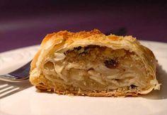 Apple Streudel recipe: http://www.food.com/recipe/apple-strudel-7594