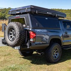 Please allow weeks for custom canopies Alu-Cab holds 17 years' experience manufacturing Aluminium canopies, for the overland industry, along with millions of km's of off-road testing. Our Canopies are built from Top Grade Lifted Ford Trucks, Jeep Truck, New Trucks, Overland Truck, Expedition Truck, Truck Canopy, Tent, Toyota Tacoma, Toyota 4runner