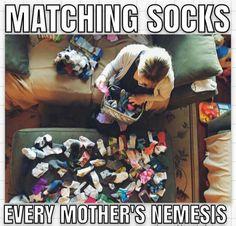 Matching socks.....