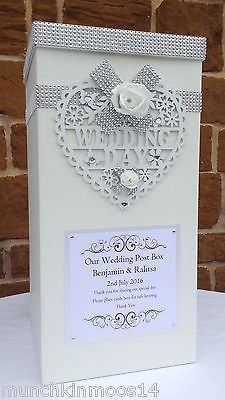 Wedding Card Post Box Wishing Well Gifts Centrepieces