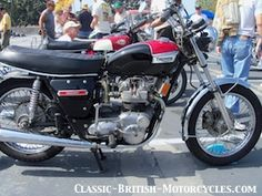 The Triumph Trident 750 Triple 1969-1975 w/eye-popping Pictures, Specs, History & more...