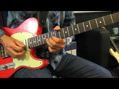 Jimi Hendrix All Along The Watch Tower Solos Lesson
