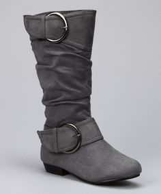 JUSTICE boots- but do NOT like the store.. only the shoes and fragrances.