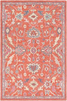 Surya Joli Traditional Rugs Direct Hand Tufted Transitional Fine Linens