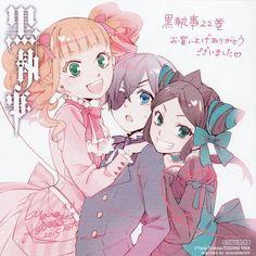 Kuroshitsuji Lizzy, Ciel & Sullivan