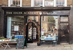 books & cafe@ London