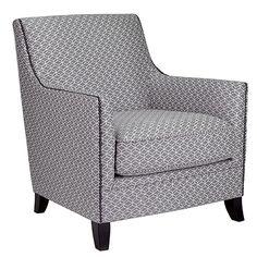 Deco Chair Geo Stone
