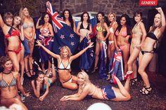 Heat 1 2015 Bikinis Nz, Show Photos, Swimsuits, Swimwear, Fashion Show, Russia, Girls, Life, Bathing Suits
