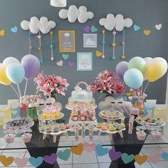 Boa tarde!!! Cheia de mimos da Bel Chuva de amor para todos. #mimosdabel #festachuvadeamor