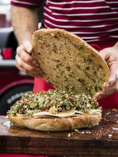 Creole Recipes, Cajun Recipes, Snack Recipes, Cooking Recipes, Bread Recipes, Olive Recipes, Haitian Recipes, Cajun Cooking, Louisiana Recipes