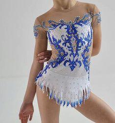 Leotardo de gimnasia rítmica diseñador hermosa por artmaisternia                                                                                                                                                                                 Más