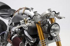 We bring you the Spanish-made Sbay Flying 1800 custom café racer from Sbay Motor Company. If cruisers from a certain American manufacturer could look like this, we imagine that talks of an aging de...