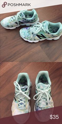 Heidi Klum for New Balance Tie dye Pre-owned Heidi Klum for New Balance tie dye sneakers size 8.5 New Balance Shoes Athletic Shoes