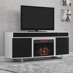 Electric Fireplace/Entertainment Center - Google Search