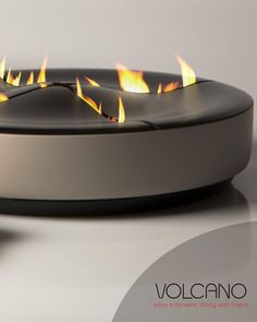 Volcano - Barbecue Grill Concept by Seoryeong Sharon Lee & Jinseon Yoo  - The Volcano is a barbecue grill that is modeled on the unpredictable volcanic eruptions seen in mountains. | Yanko Design