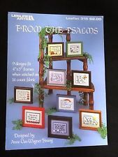 Free: From The Psalms Cross Stitch Pattern Leaflet - Needlepoint Vintage Cross Stitches, Counted Cross Stitch Patterns, Cross Stitch Books, Simple Designs, Psalms, Fabric Design, Crafty, Holiday Decor, Frame