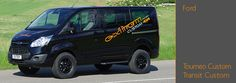 Ford Tourneo Transit Custom 4x4