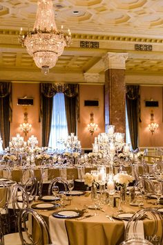 Toronto's Elite Wedding Venue- Fairmont Royal York