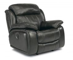 Como Leather Power Gliding Recliner by #Flexsteel via Flexsteel.com