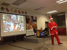 Team Pahi for #Starship - promoting the children's Christmas present drive :-)