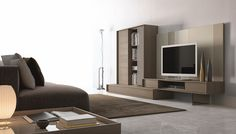 J&M Furniture | J&M Futon | Modern Furniture Wholesale | New York NY | New Jersey NJ :: Premium Wall Units :: Composition 214