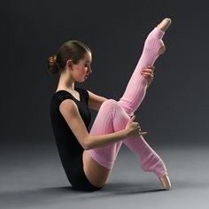 "Ballet is like dreaming on your feet! BODY WRAPPERS Adult Unisex 36"" Stirrup Legwarmers Style No: 94"
